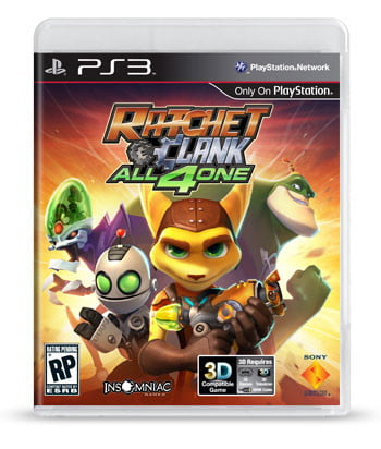 Ratchet-Clank-All-4-One