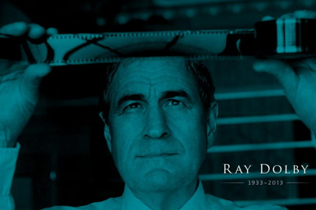 audio innovator and technology pioneer ray dolby dies at age  site pic edit