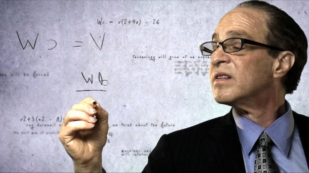 Ray Kurzweil / The Transcendent Man