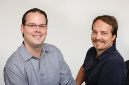 Dr. Ray Muzyka and Dr. Greg Zeschuk