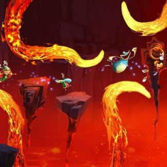 Rayman Legends screenshot 12