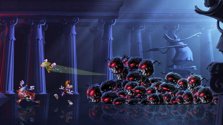 rayman legends review screenshot