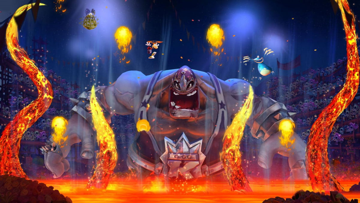 rayman creator michel ancel founds new studio will continue working ubisoft legends screenshot
