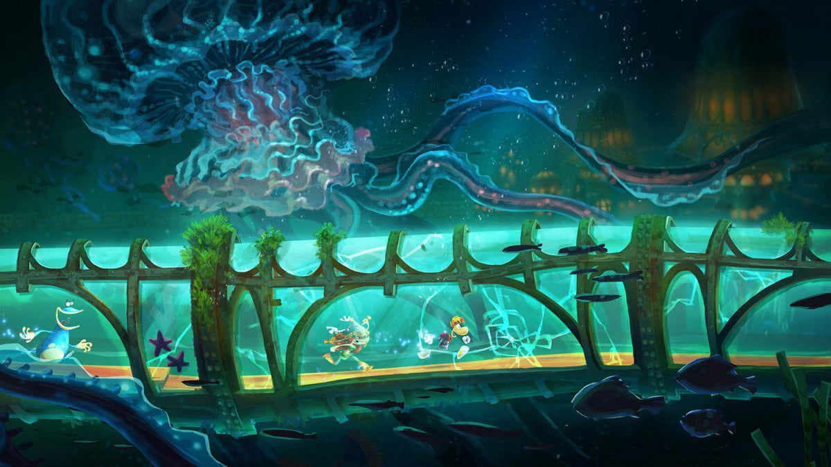 jetsetter rayman french new wave legends screenshot
