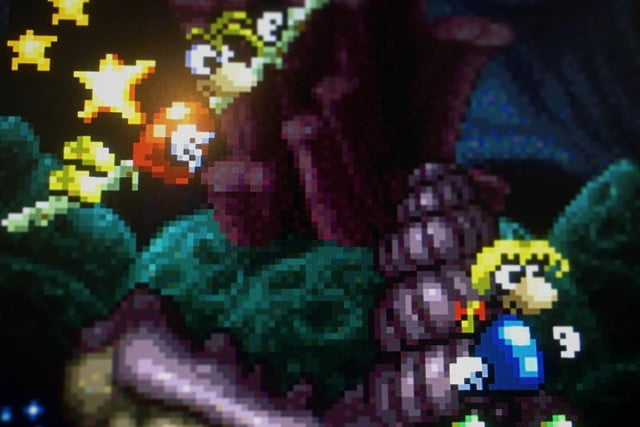 rayman creator unearths canceled snes prototype version raymansnes