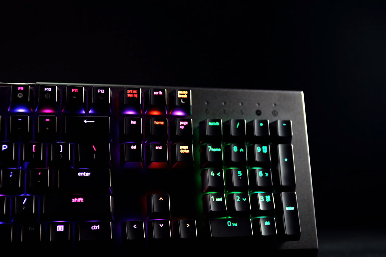 how to use macro keys on razer blackwidow chroma