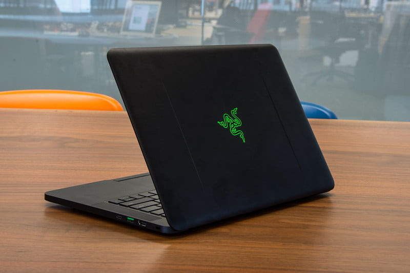 razer working on fix for excessive fan noise  blade back angle x c
