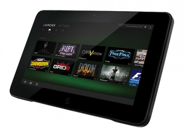 Razer Edge game launcher