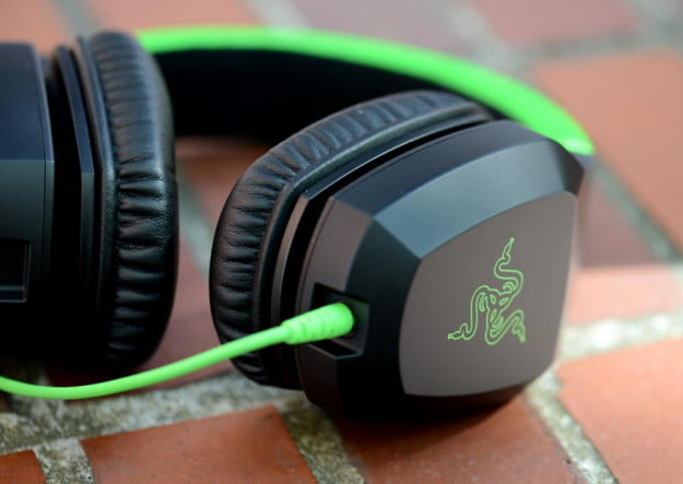 razer electra review headphones design
