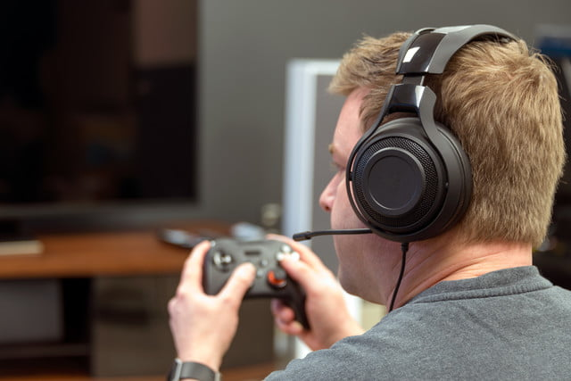 the best gaming headset you can buy razer man o  war review