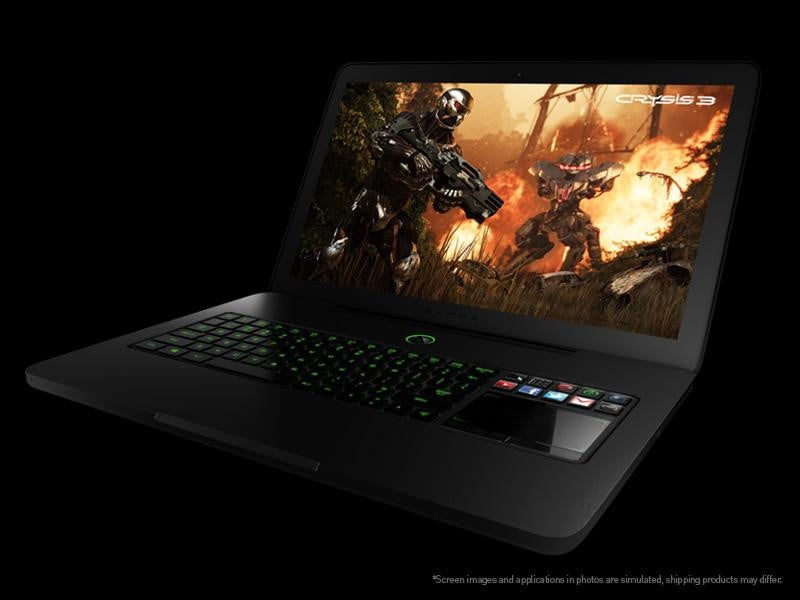 Razer slashes Apple with a 14-inch gaming laptop thinner than the ...