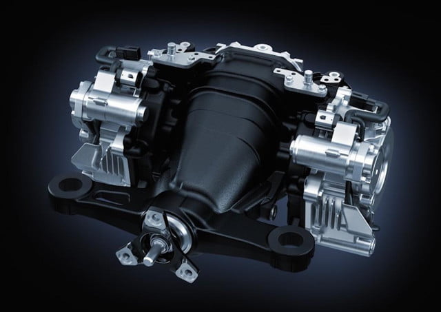 the torque vectoring differential on lexus rc f explained