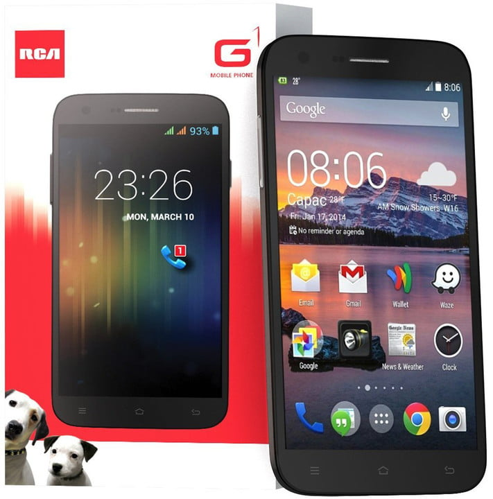 new rca tablets phones ces  g