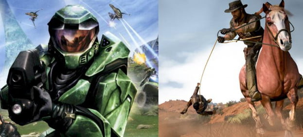 Red Dead Redemption/Halo