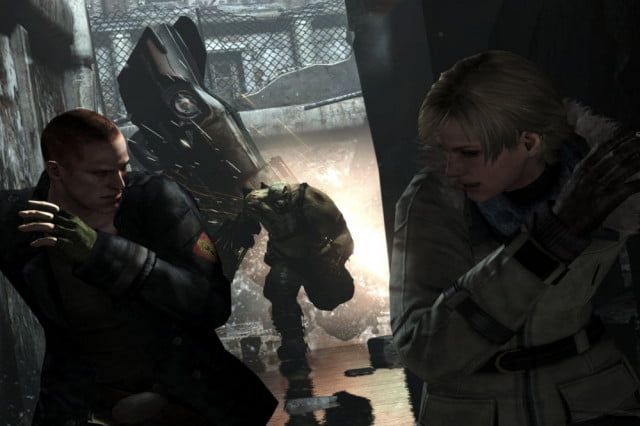 resident evil  rated for xbox one and ps re hd header
