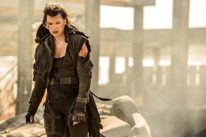 inteview with milla jovovich about resident evil the final chapter re tlc