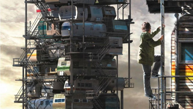 ready player one movie set photos video cover