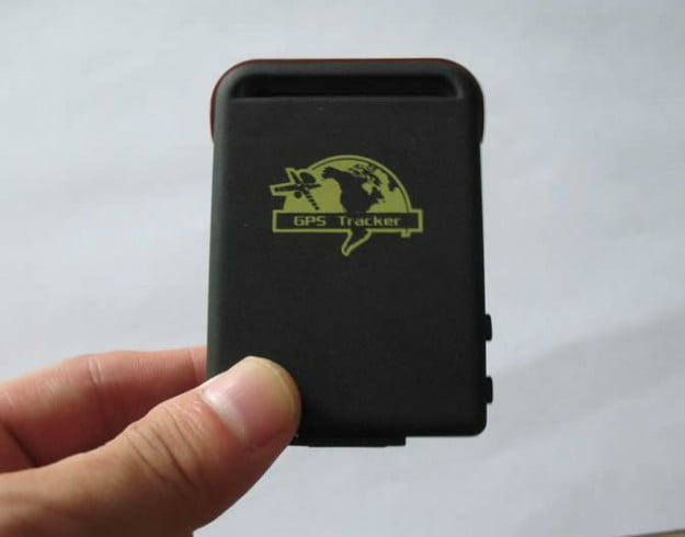 Real_Time_GPS_Tracking_Device