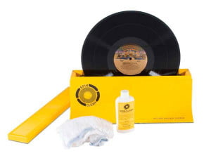 Record cleaner