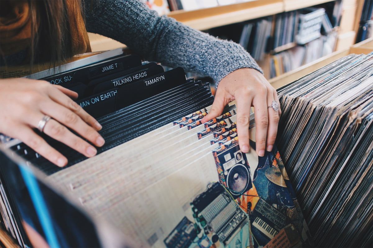 how to build and preserve a vinyl collection record store day