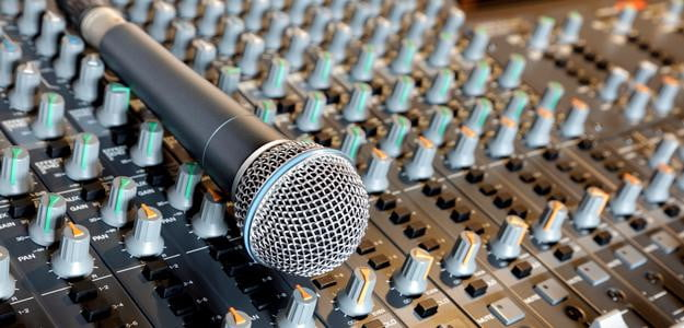 Recording studio mixer microphone how to guide
