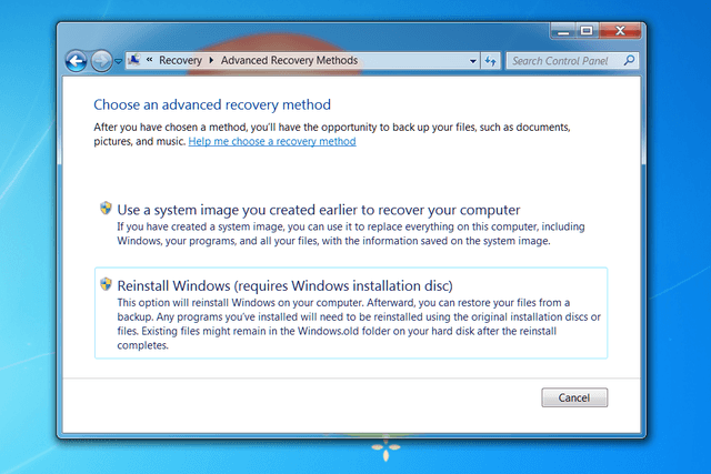 how to restore your windows computer its factory settings recoverwindows