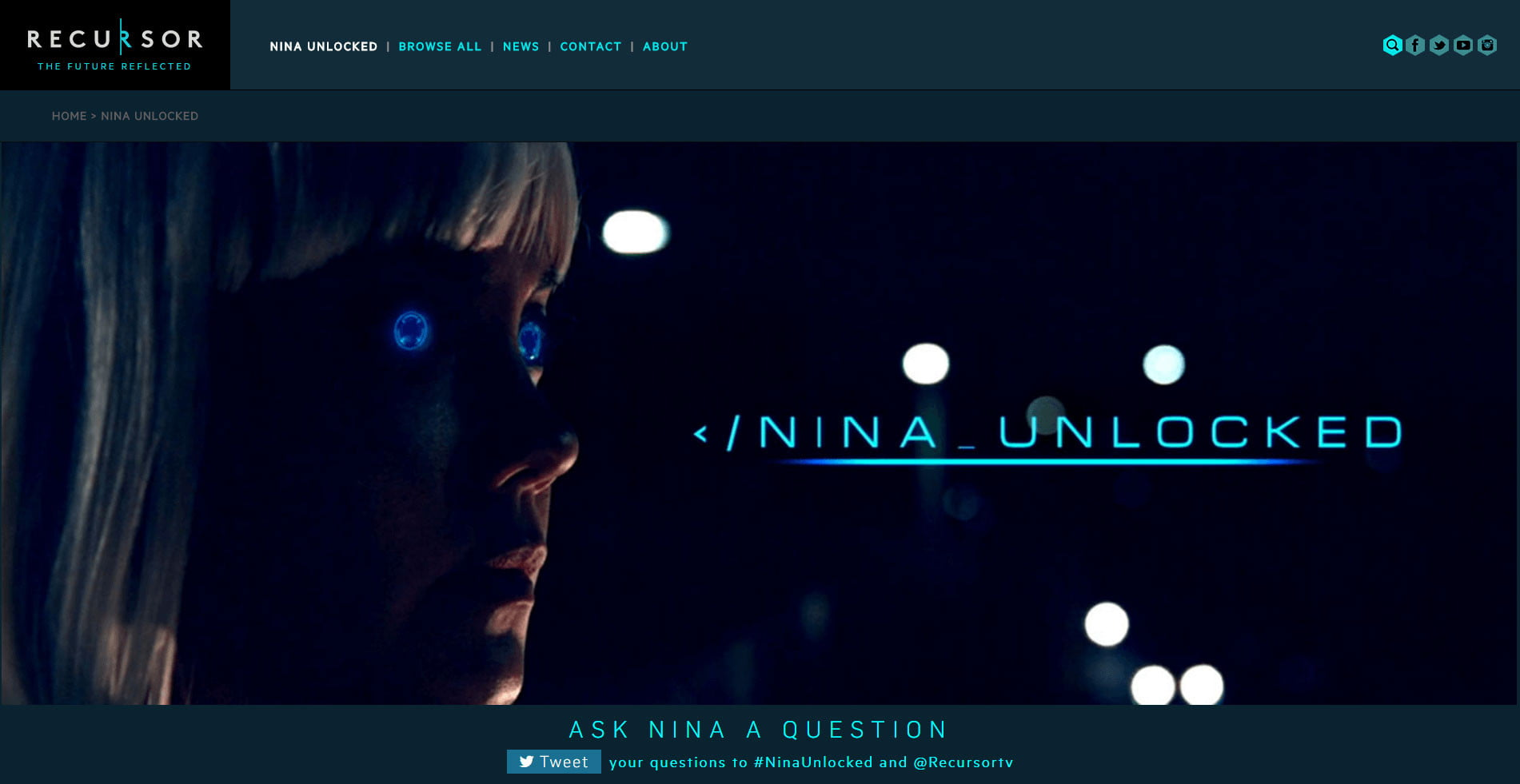 recursor-tv-nina-unlocked