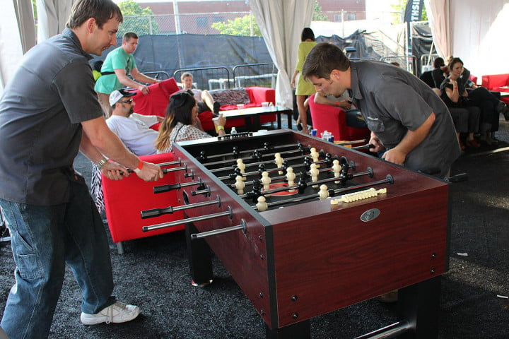 build a musical tree insane hours at red bulls creation challenge bull foosball