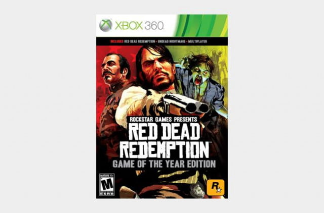 Red Dead Redemption Case