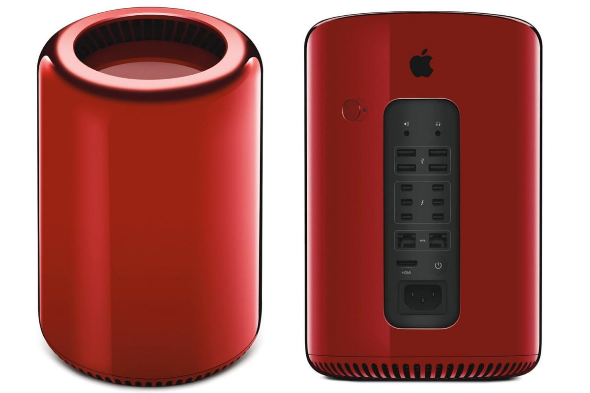 mac pro goes for  k at jony ive and marc newsons charity auction red