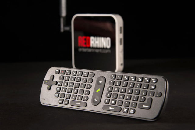 Red Rhino remote full