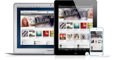 iTunes 11 on Apple devices