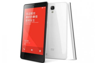 Redmi Note Front Rear