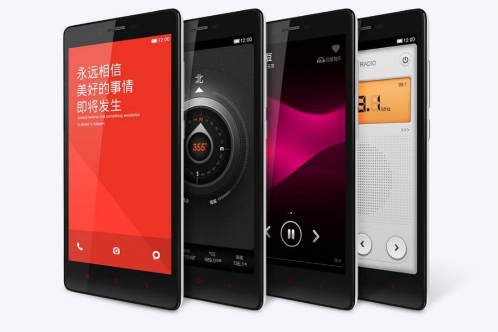 Redmi Note Side