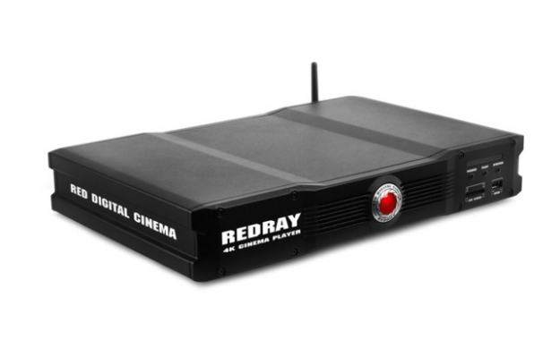 RedRay streaming 4K Ultra HD player
