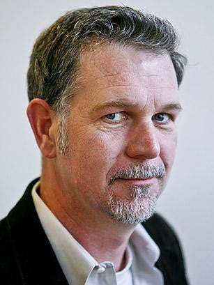 reed hastings time