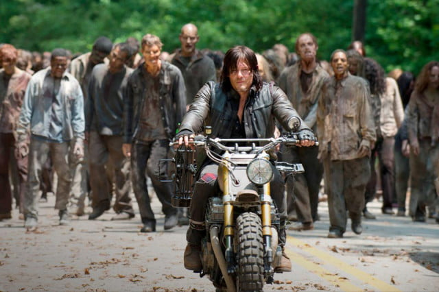 normal reed from walking dead new motorcycle reality series reedus