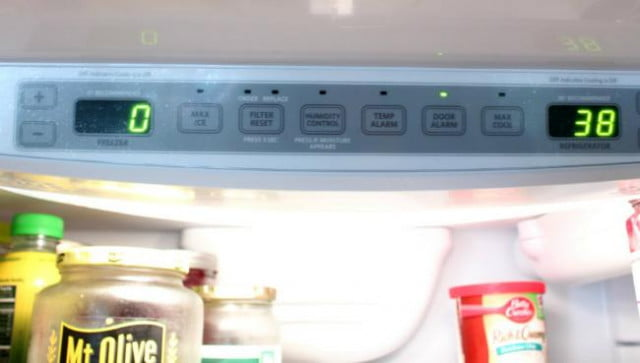 what temperature should my fridge be refrigerator