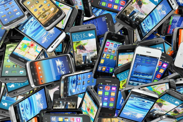 gartner slowing smartphone growth refurbished smartphones