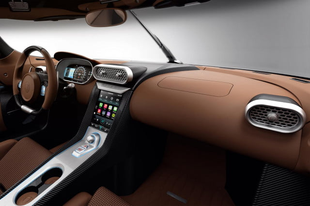 collision avoidance technology may become standard in cars regera megacar interior b