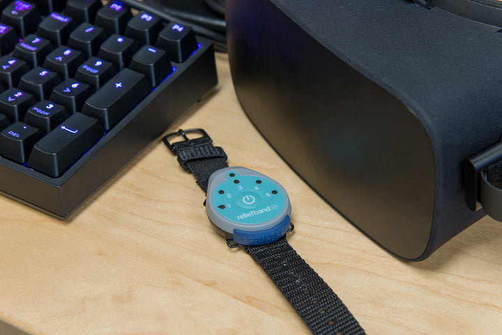 Reliefband VR