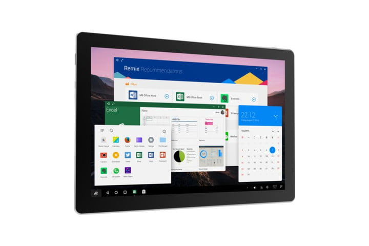 jide remix os on acer computers pro