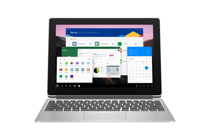jide remix os on acer computers pro front