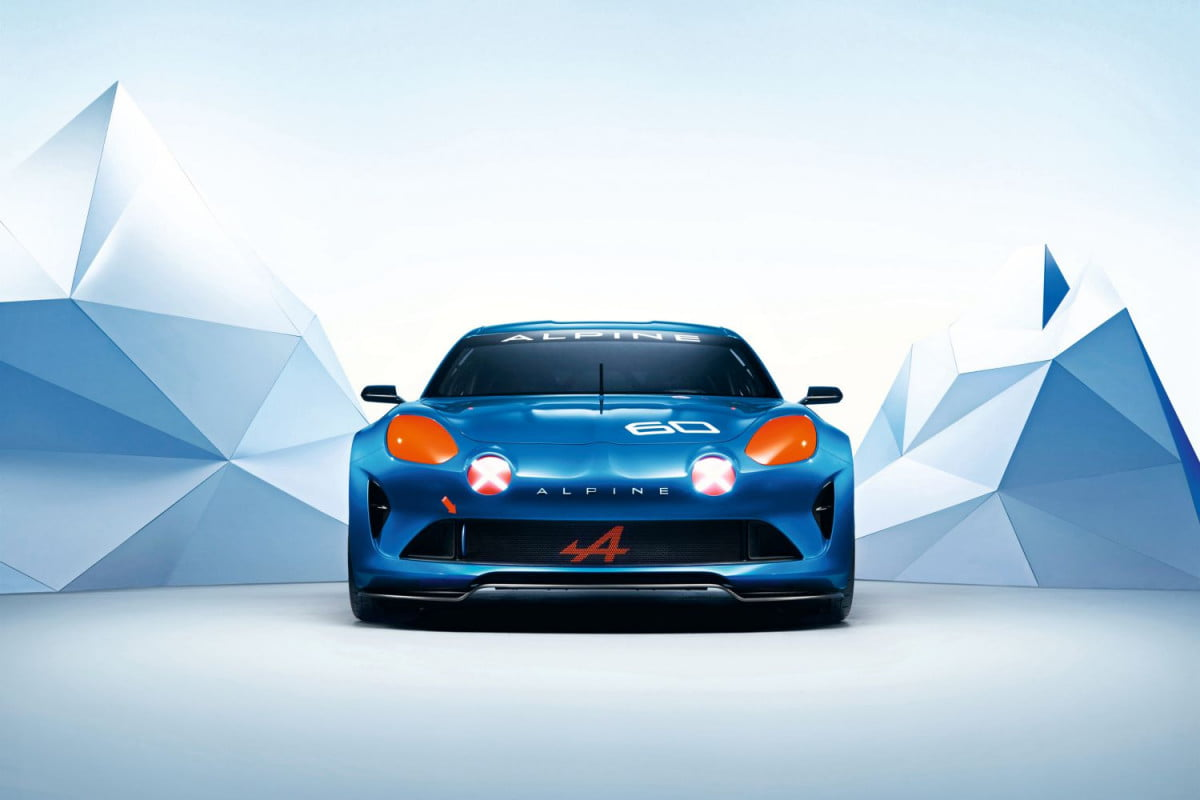 renault alpine crossover specs news rumors celebration concept front
