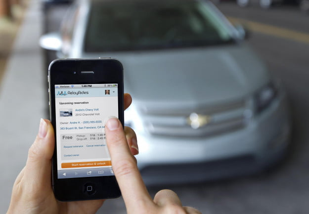 Rent and ride: GM allows OnStar customers to rent our their wheels