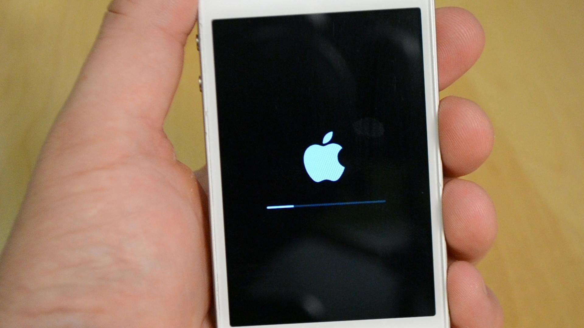 how to reset iphone to factory settings