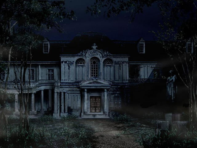 arklay series bring resident evil tv mansion