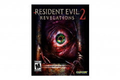 resident evil revelations  review cover art
