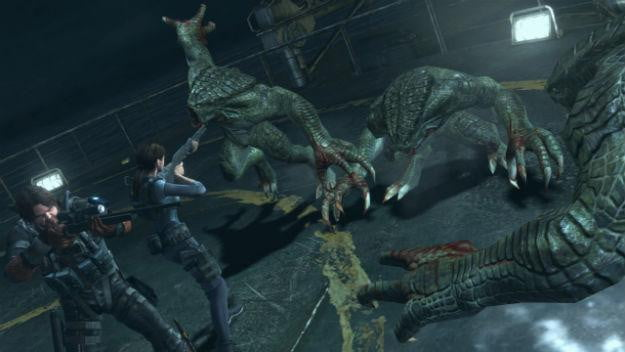 Resident Evil Revelations Wii U Review 2