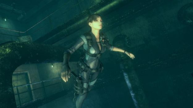 Resident Evil Revelations Wii U Review 3
